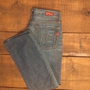 Citizen for a humanity Jeans Size 27 inseam 29